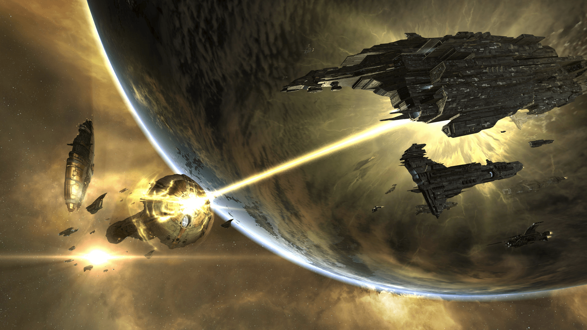 EVE Online's Galatea Release Brings Chaos to Amarr Space news header