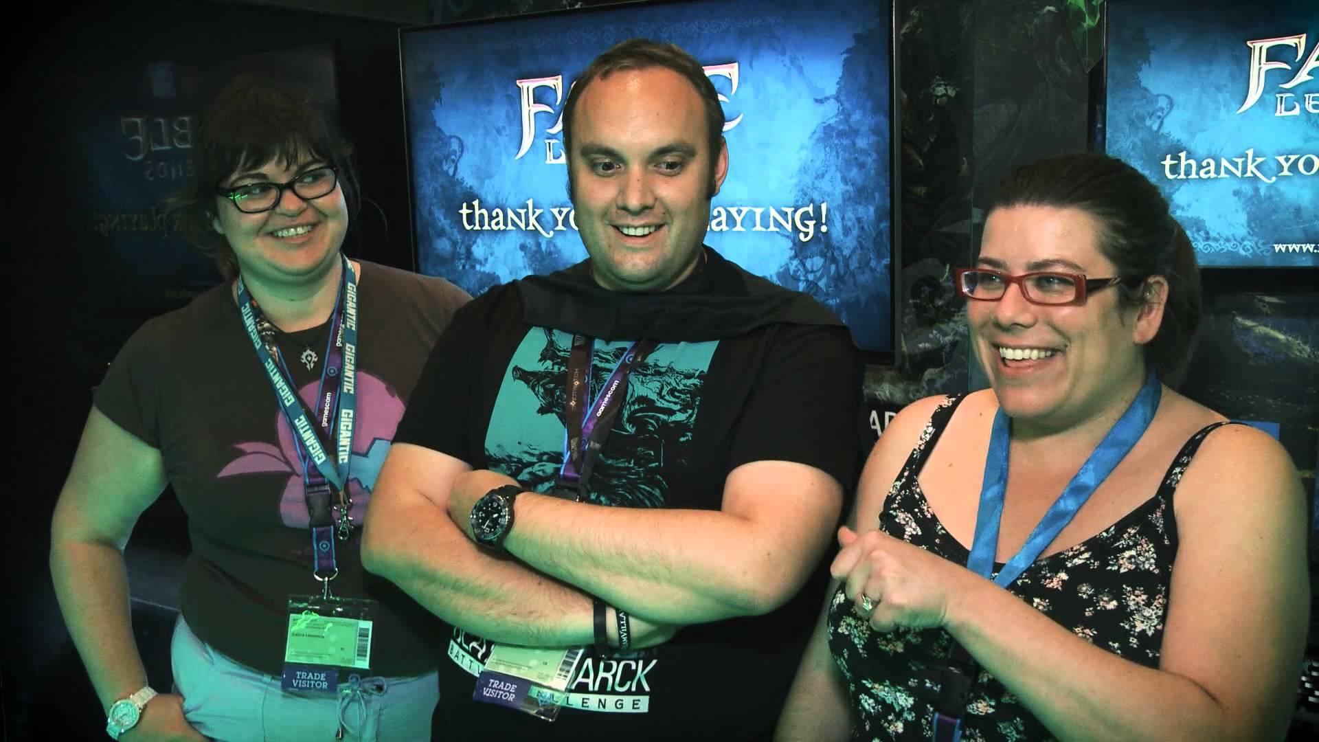 Fable Legends at Gamescom 2015 video thumbnail