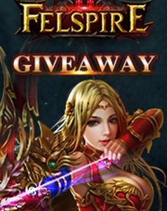 Felspire Giveaway Homepage