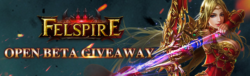 Felspire Open Beta Giveaway