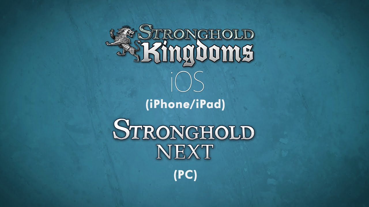 The Future of Stronghold Gamescom 2015 Announcement Trailer thumbnail