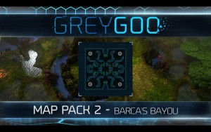 Grey Goo Map Pack 2: Barca's Bayou & Scarred Plateau video thumbnail