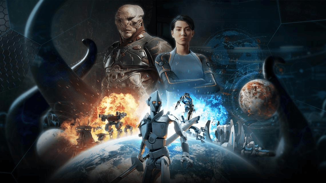 Special Collector's Edition of Grey Goo Now Available in North America news header
