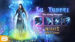 Heroes of Order & Chaos - Lu Yunfei Spotlight video thumb