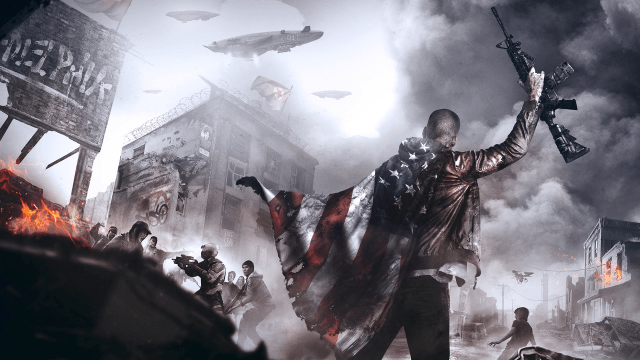 Homefront: The Revolution 'Thank You' Trailer thumbnail