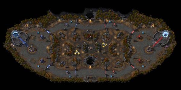 HotS BattleGrounds List Mines 1