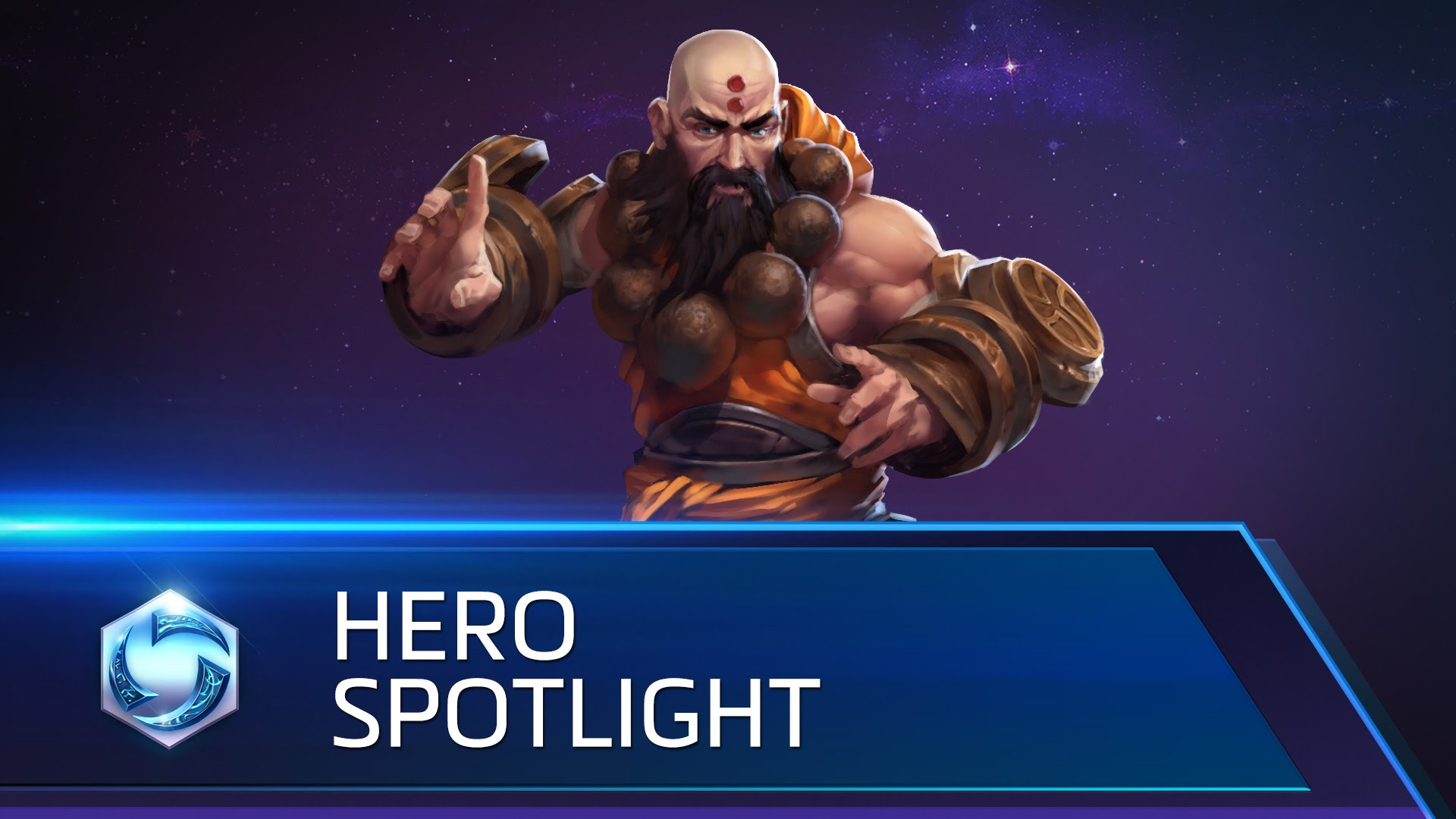 Heroes of the Storm Kharazim Spotlight video thumb