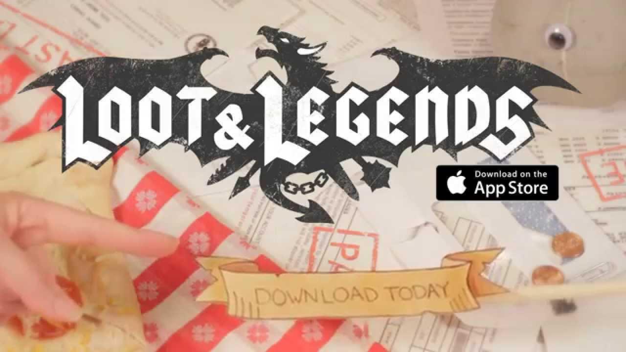 Loot & Legends - Launch Trailer thumb