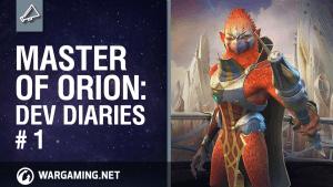 Master of Orion Developer Diaries #1 video thumbnail