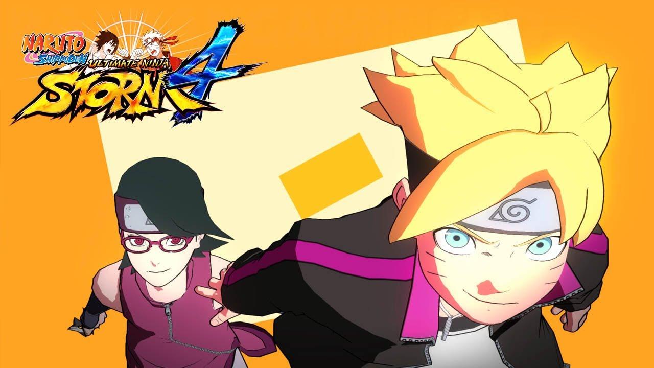 Naruto Shippuden: Ultimate Ninja Storm 4 Gamescom 2015 Trailer thumbnail