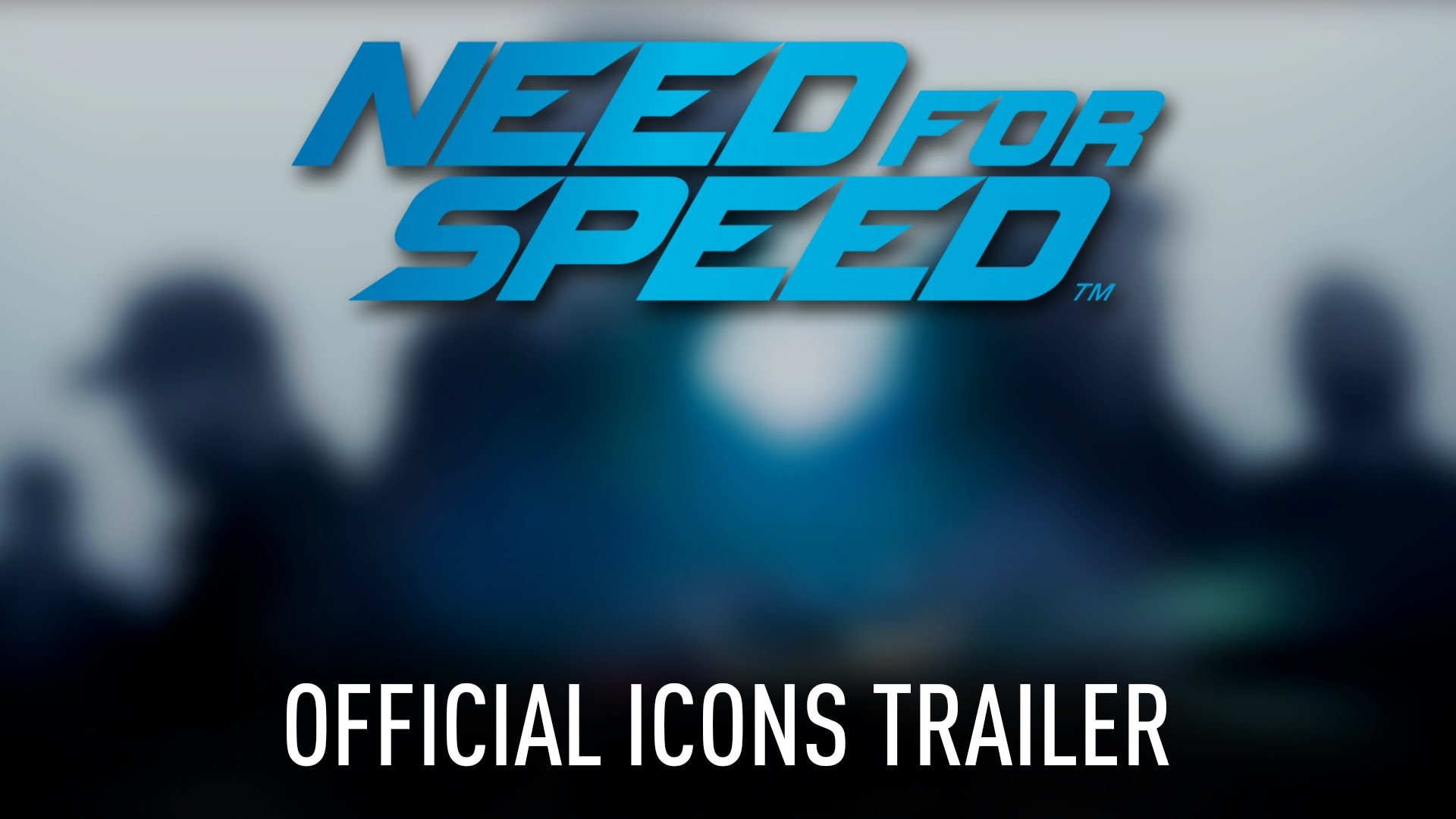 Need for Speed Icons Trailer thumbnail