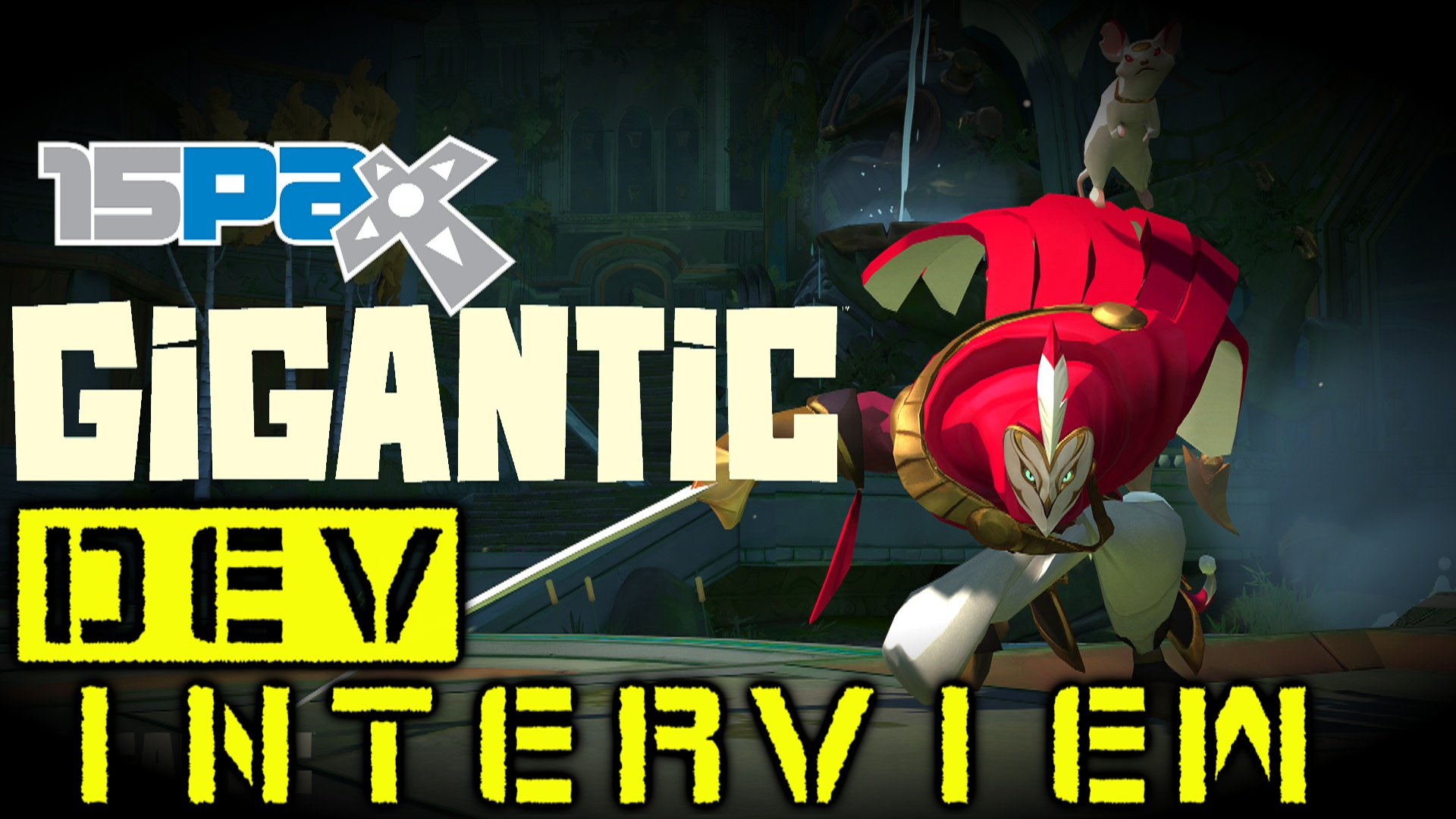 Gigantic - PAX Prime Dev Interview (Secrets & Teasers)