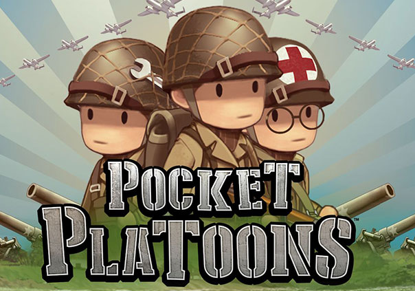 PocketPlatoons Game Banner