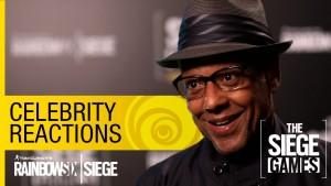 Rainbow Six Siege – Celebrity Siege Reactions video thumbnail