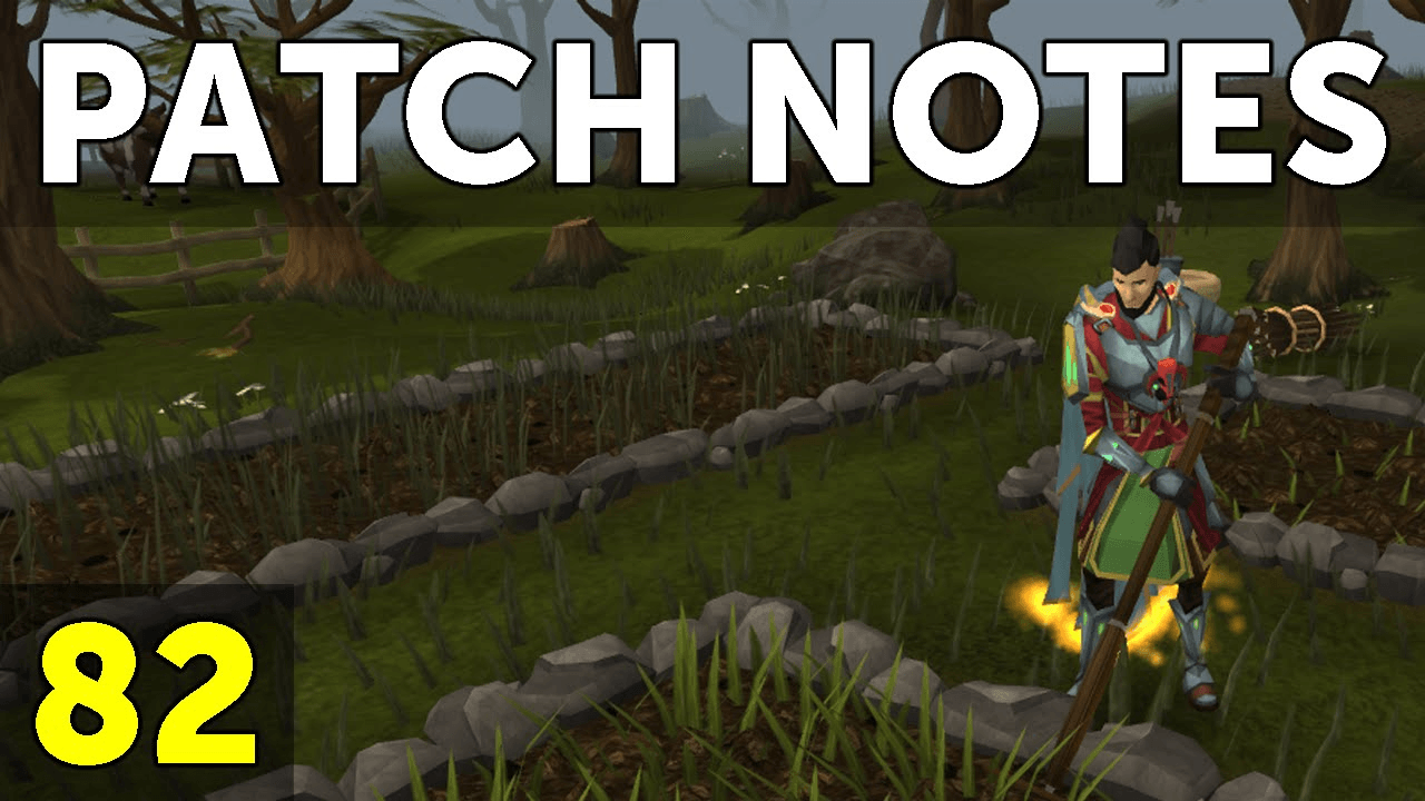 RuneScape Patch Notes #82 video thumb