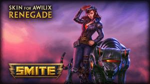 SMITE: Renegade Awilix Skin Preview video thumbnail