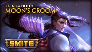 SMITE: Moon's Groom Hou Yi Skin video thumb