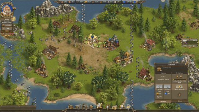 The Settlers Online: Blue Byte Backstage (Gamescom 2015) video thumb