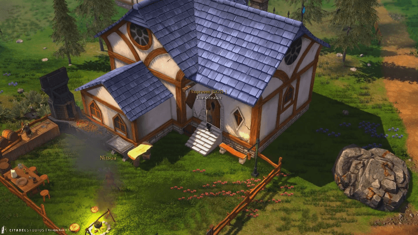 Shards Online: Pre-Alpha Player Housing video thumb