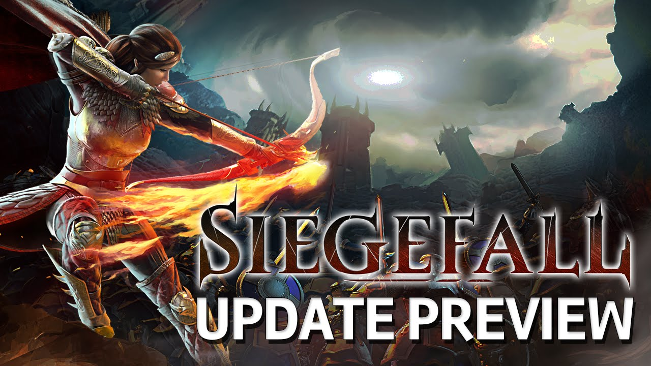 Siegefall Dragon Hunter Preview video thumb