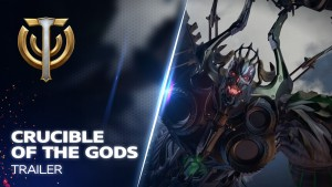 Skyforge - Crucible of the Gods Trailer thumbnail