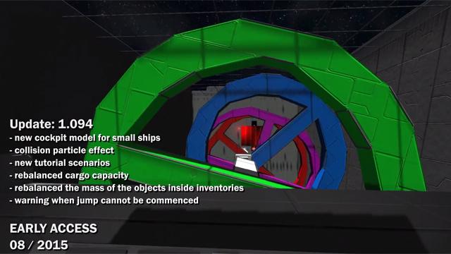 Space Engineers Update 1.094 Trailer