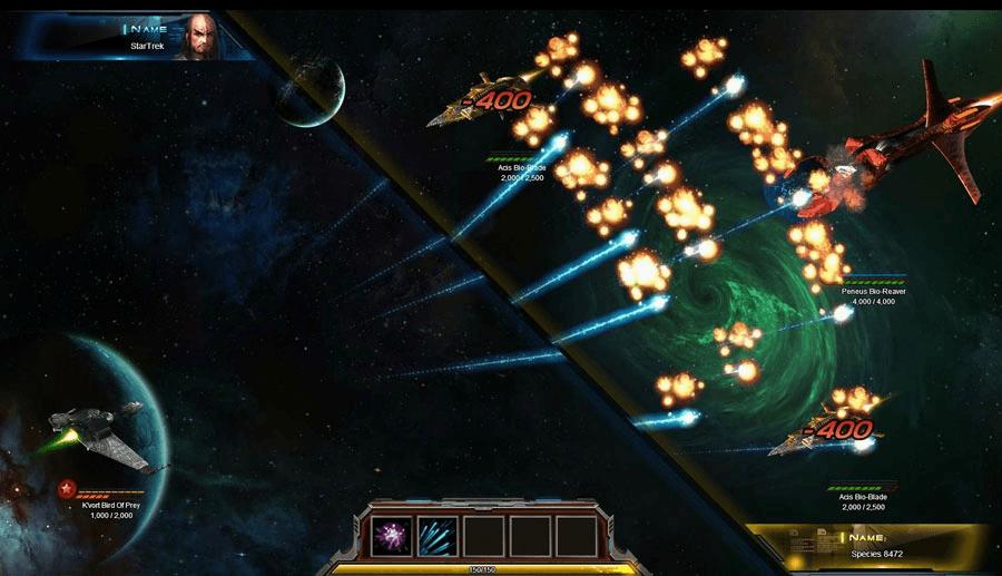 Star Trek: Alien Domain Releases New Faction Battle Mode