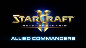 StarCraft II: Legacy of the Void - Allied Commanders Preview thumbnail