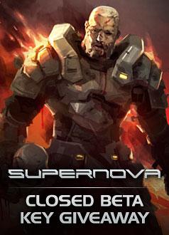 Supernova CB Giveaway Homepage