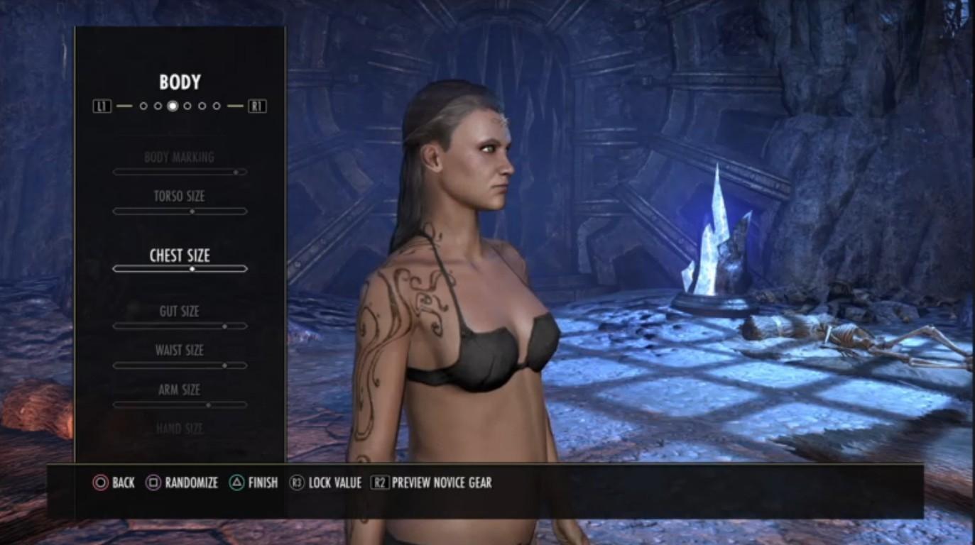 Elder Scrolls Online PS4 Review