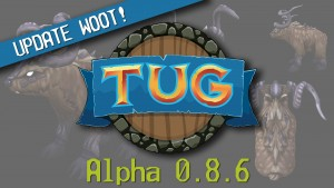TUG: Alpha 0.8.6 Update video thumb