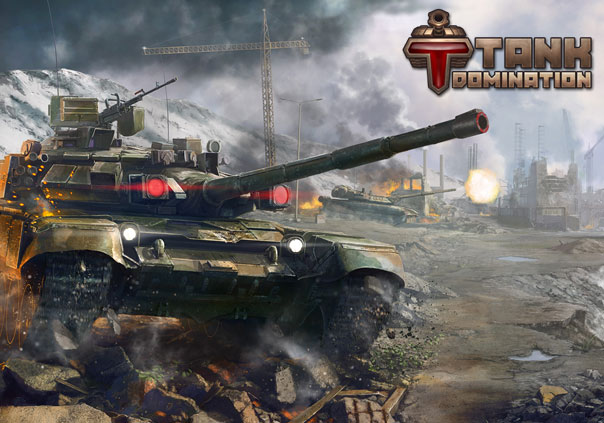 TankDomination Game Banner
