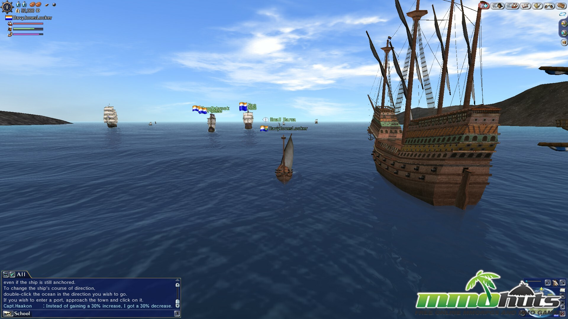 Uncharted Waters Online 2015 Game Review