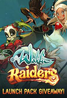 Wakfu Raiders Homepage Giveaway