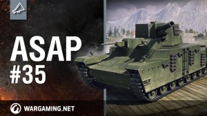 World of Tanks ASAP Episode 35: Update 9.10 video thumbnail
