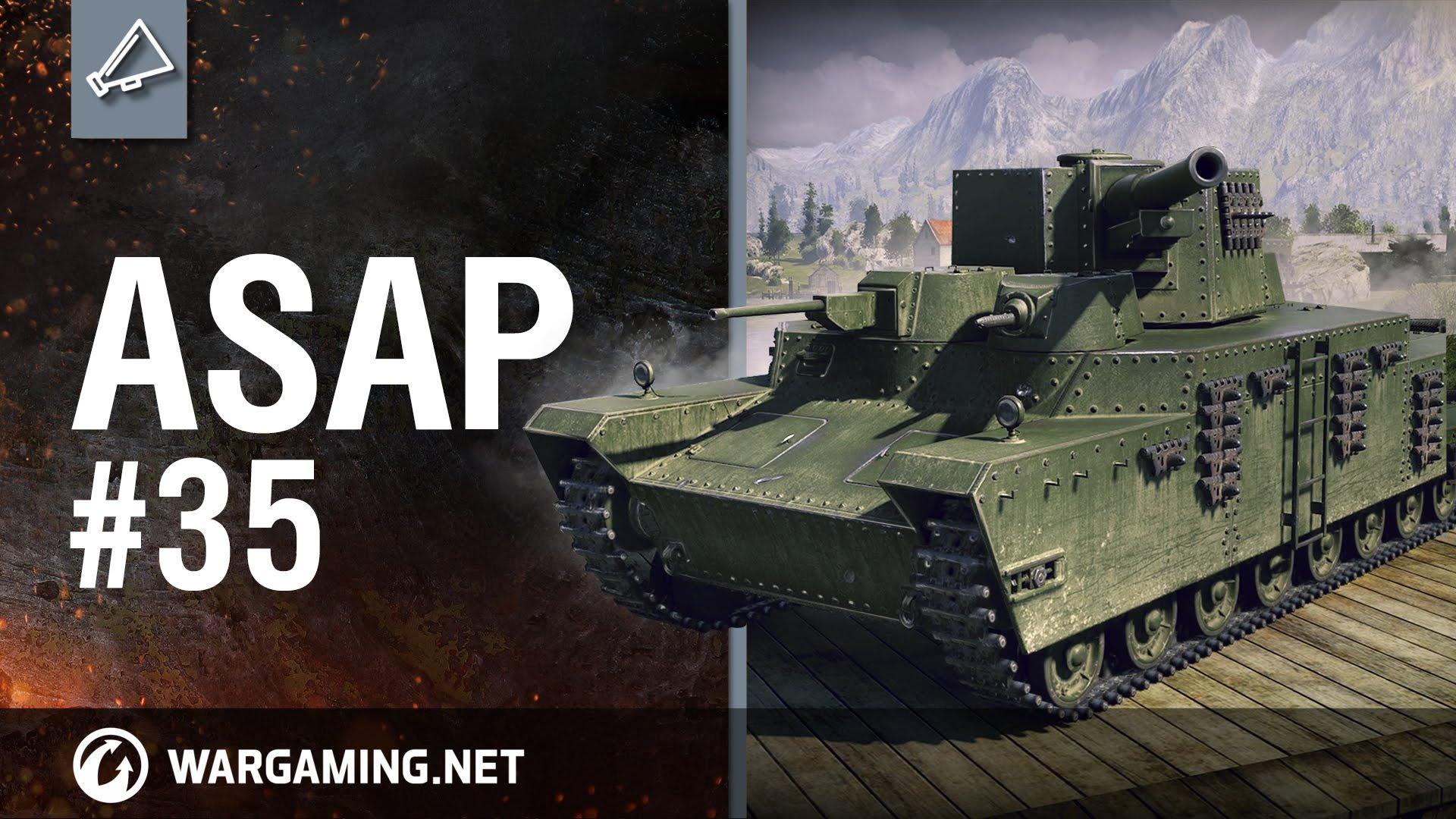 World of Tanks ASAP Episode 35: Update 9.10 video thumbnail
