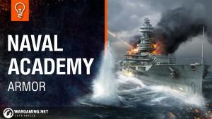 World of Warships Naval Academy - Armor video thumb
