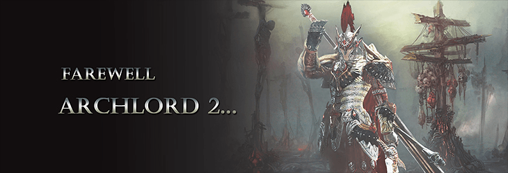 Archlord 2 Shutting Down in November news header