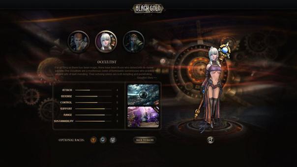 Black Gold Online Announces Q1 CB Testing Main Image