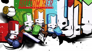 Bottom Of Barrel Castle Crashers