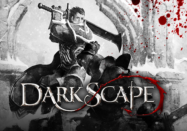 DarkScape Game Profile Banner
