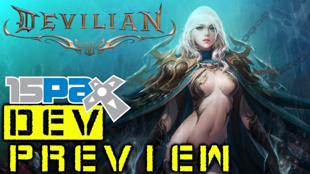 Devilian - Dev Preview PAX Prime 2015