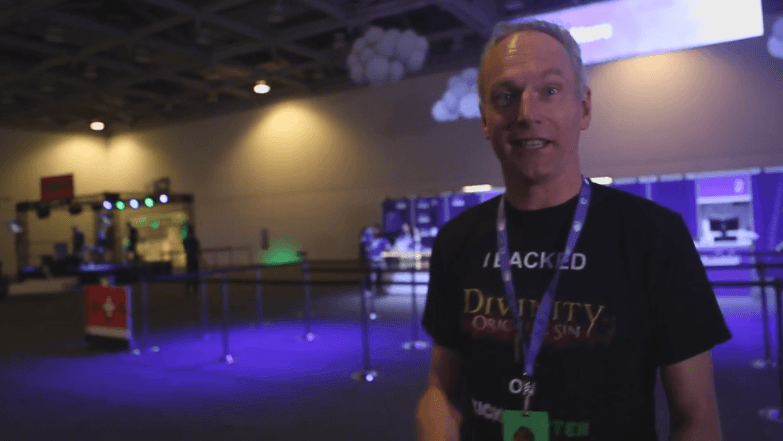 Divinity: Original Sin - Kickstarter Update 14: Twitchcon video thumbnail