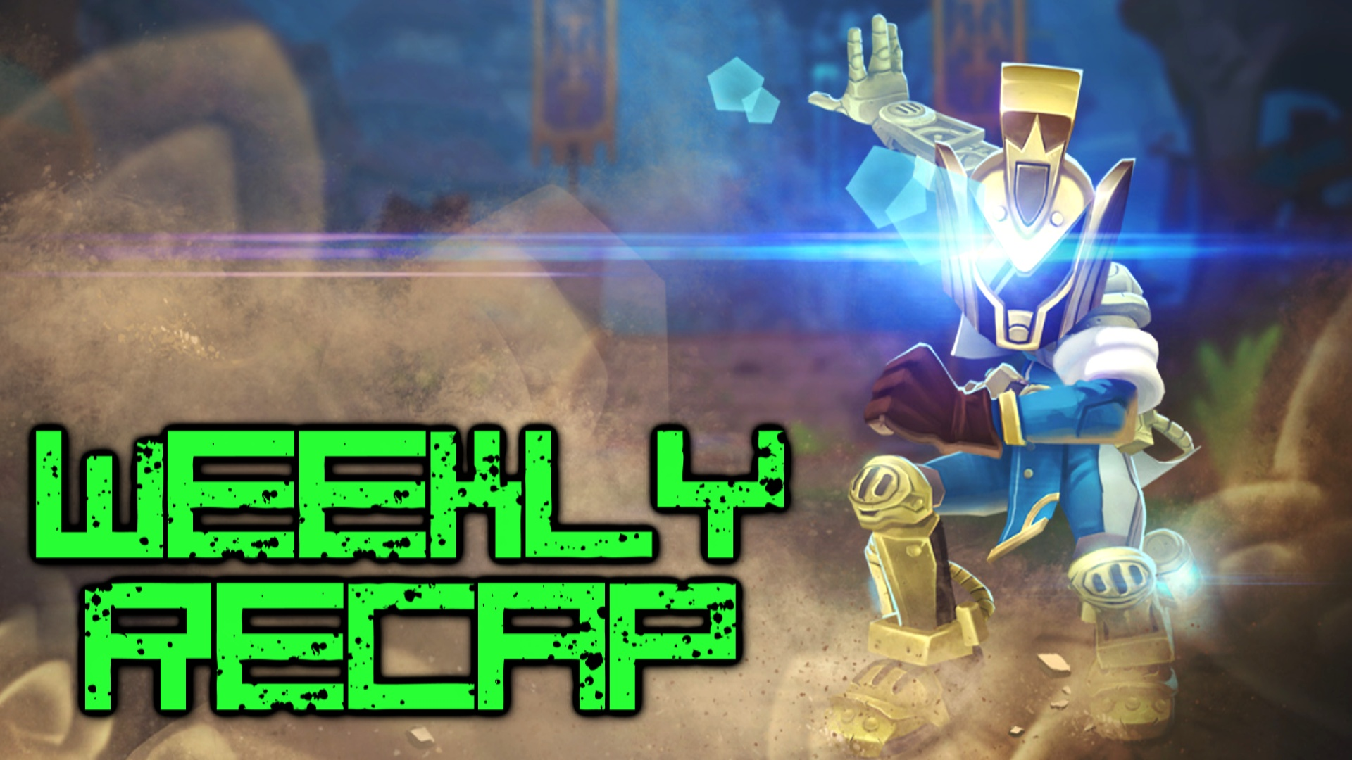 MMOHuts Weekly Recap #256 Sept. 7th - Dungeon Defenders II, Mortal Online, Smite & More!