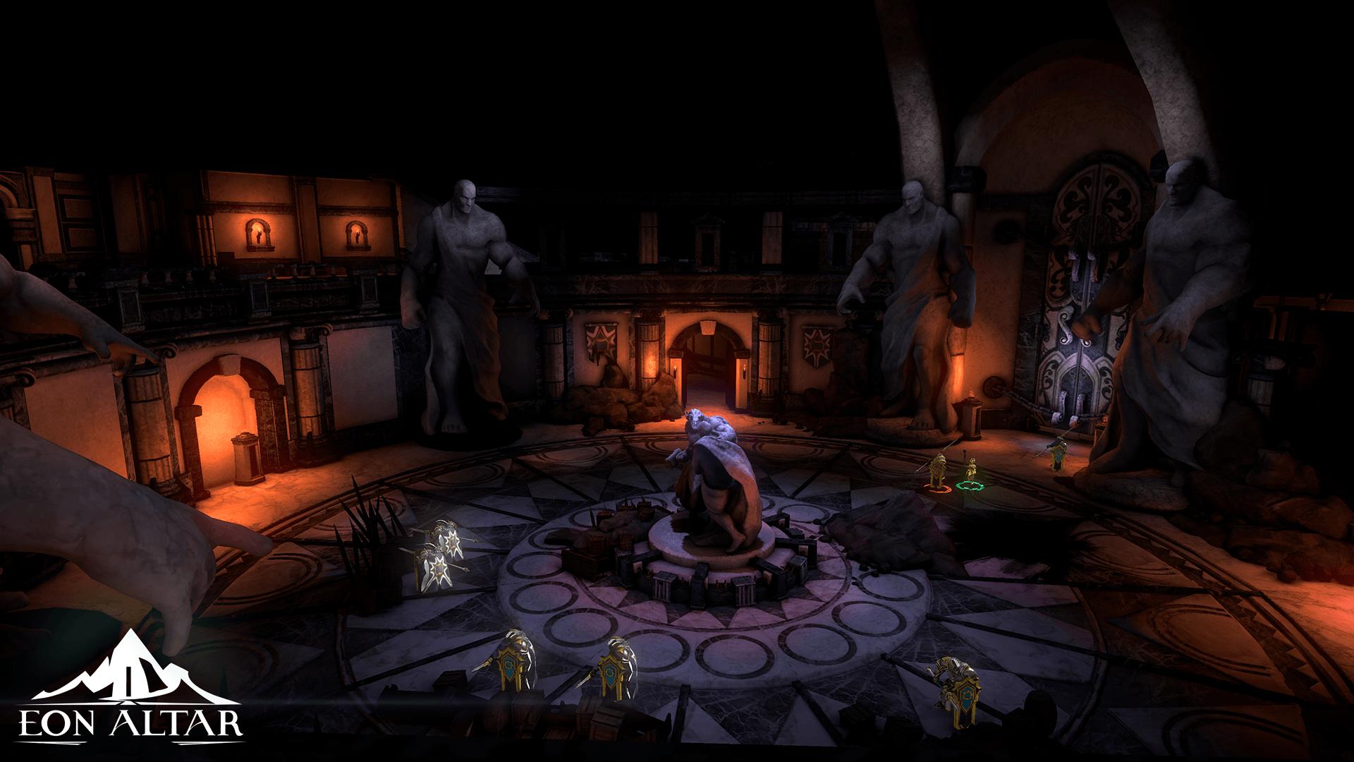 Eon Altar Now Available Via Steam Early Access news header