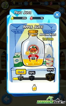 Fruit Attacks Android Review