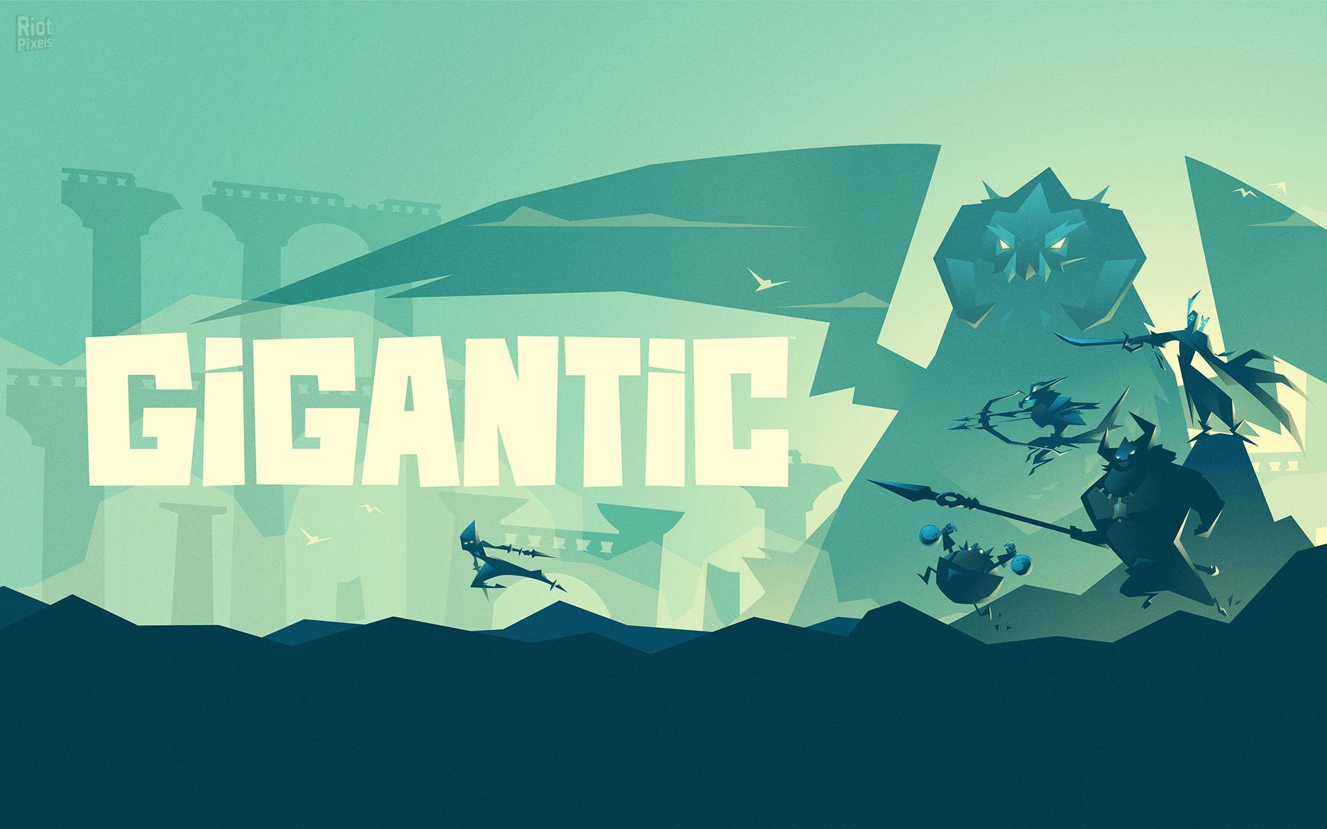 Gigantic – Closed Beta Impressions news header