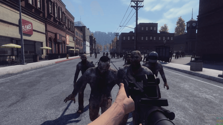 H1Z1 Work in Progress: Zombie AI Behavior video thumbnail