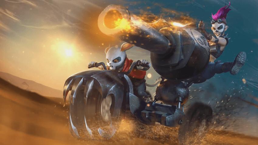 Heroes of Newerth Hero Spotlight: Nitro video thumbnail