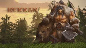 Heroes of the Storm: Rexxar Trailer thumbnail